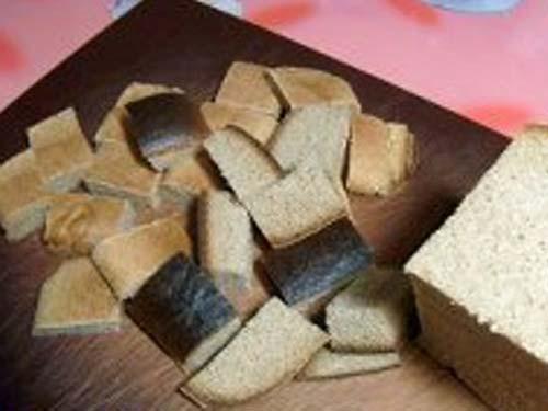 Деревенский хлебный квас