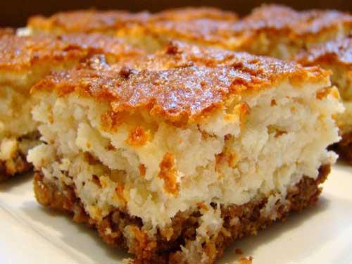 Кокосовый десерт без выпечки – кулинарный рецепт