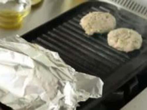 Куриный сендвич с песто