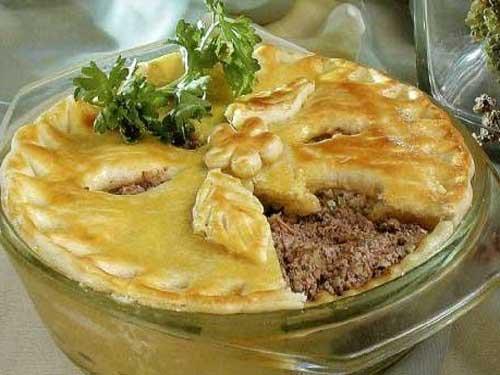 Паштет из говядины и свинины по-скандинавски, рецепт — Вкусо.ру